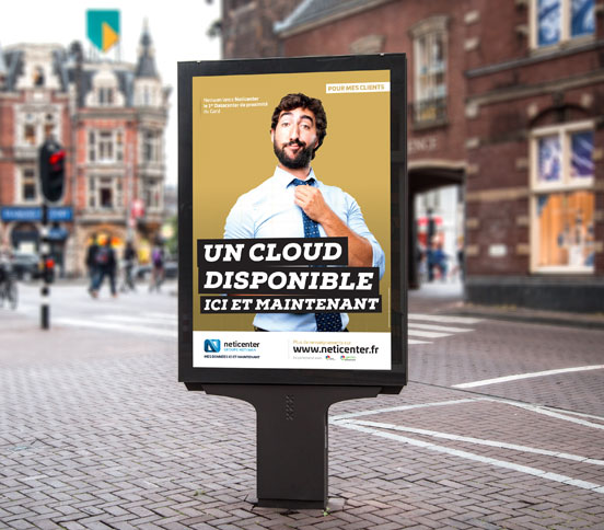 Un cloud disponible ici et maintenant